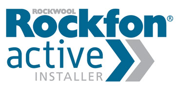 Rockfon Active installer
